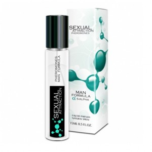 Sexual Attraction 15ml - feromony dla mężczyzn